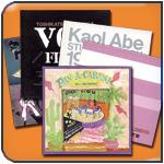 紙製CD・DVDケース